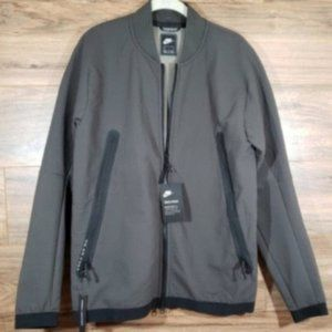 New Nike Tech Pack Grey Woven Track Jacket Coat